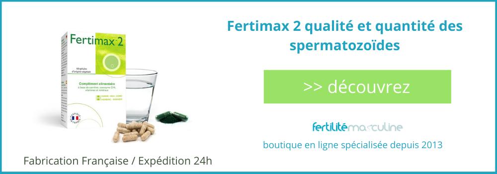 Fertilité masculine après 40 ans, Fertimax